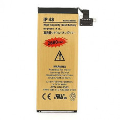 Baterie telefon - Baterie De Putere iPhone 4s 2680 mAh