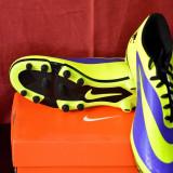 Ghete fotbal Nike Hypervenom Phade FG ORIGINALE masura 41 poze reale, Barbati, Teren sintetic, Iarba