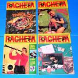 Revista RACHETA CUTEZATORILOR - 1970 - NR 5, 7, 10, 1971 - NR 9, 10, 1973 - NR 7, 9 - Carte educativa