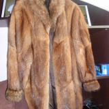 Palton dama - HAINA BLANA-DEOSEBITA
