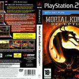 Joc original Mortal Kombat Deception pentru consola PlayStation2 PS2 - Jocuri PS2 Ea Games, Sporturi, Toate varstele, Multiplayer