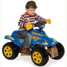 Masinuta electrica copii Biemme - ATV Dragon Blue