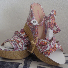 Sandale dama Pepe Jeans, Textil