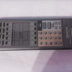 Telecomanda denon rc-770 / TELECOMANDA DENON RC-770 UNIMOTE - Telecomanda aparatura audio
