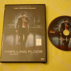 Palierul mortii ( The killing floor ) - film DVD - Film thriller, Romana