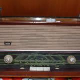 Aparat radio, Analog, 0-40 W - Radio pe tuburi cu pickup DARCLEE