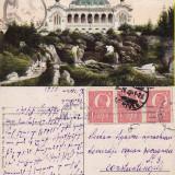 Bucuresti - Parcul Carol, Circulata, Printata