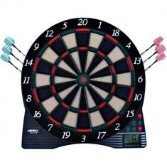 Set darts - Darts electronic portabil cu afisaj LCD - Dartboard Emprex EES-1001
