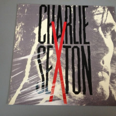 CHARLIE SEXTON - CHARLIE SEXTON(1989/ MCA REC/RFG) - DISC VINIL/VINYL/ROCK/BLUES - Muzica Rock rca records