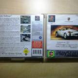 Porsche Challenge PLATINUM - Joc Playstation 1 PS1 PS One PSX  ( GameLand )