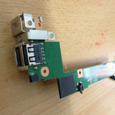 Modul USB Lenovo t61 A61.54 - Port USB laptop Ibm