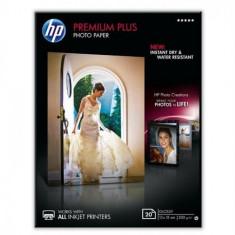 Hartie foto imprimanta - Consumabil HP Hartie foto Premium Plus Glossy Photo Paper CR676A