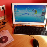 Laptop Acer, Intel Atom, Peste 17 inch, 1501- 2000Mhz, 160 GB, 1 GB - ACER e-MACHINES EZ 1600 ALL-IN-ONE