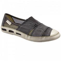 Pantofi Columbia Vulc N Vent Slip (CLM-BL2633M-011) - Adidasi dama Columbia, Marime: 36, 37, Culoare: Negru