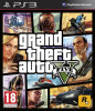 GTA 5 PS3 Rockstar Games - Grand Theft Auto V (GTA 5) PS3