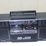 Radiocasetofon Boombox Hitachi 3D9