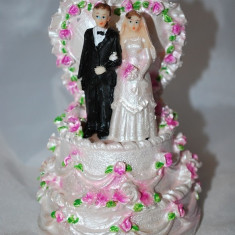 Marturii nunta Figurina de tort CEL MAI MIC PRET DE PE PIATA GARANTAT marturie