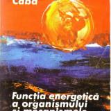 Teodor Caba - Functia energetica a organismului si mecanismele acupuncturii - Carte tratamente naturiste