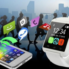 SmartWatch U8 Bluetooth Ceas pentru telefoane Android