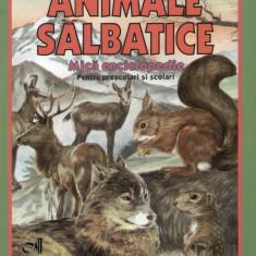 Carte de povesti - Animale salbatice - 1753