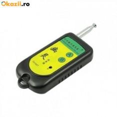 Detector microfoane - Detector Spion Anti Spy pt Camera Ascunsa Microfoane Microfon GSM Camere Ascunse