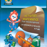Nicolae Ploscariu - Activitati matematice. Fise interdisciplinare. La gradinita cu Niculita. 6-7 ani. Set 3 carti - 13331