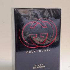 GUCCI GUILTY BLACK- eau de toilette, dama, 75ml.-replica calitatea A++ - Parfum femeie Gucci, Apa de toaleta