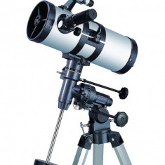 Telescop astronomic Star-Sheriff Big-Pack 1000-114 EQ3 - Binoclu/Ochean