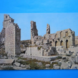 HOPCT19175 TURCIA ANTALYA -PERGE -STAMPILOGRAFIE DEOSEBITA!-CIRCULATA