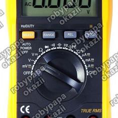 Multimetre - Aparat de masura, multimetru digital, cu autoscalare - VC97, True RMS 78459