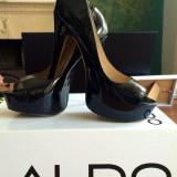 Pantofi Aldo - Pantofi dama, Piele naturala