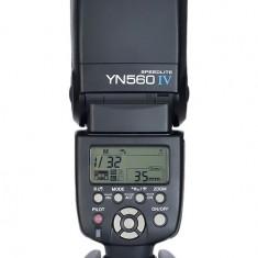 Flash / blitz Yongnuo YN 560 IV compatibil YN560 III si YN560-TX - Blitz dedicat