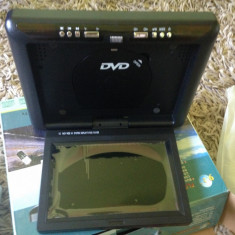 DVD Player auto - Plafoniera auto Flip Down TFT LCD DVD Player TV