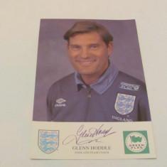 CY - Glenn Hoddle selectioner fotbal Anglia la CM Franta 1998