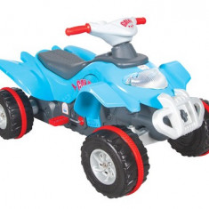 Masinuta electrica copii - ATV mare Quad cu Pedale