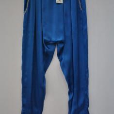 Pantaloni dama - CLASIC TRICOT PANTALONI CU TUR LASAT