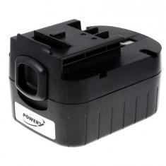 Acumulator compatibil Black & Decker model A1712 celule japoneze