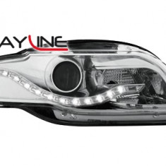 Faruri tuning - Faruri DAYLINE AUDI A4 B7 04-08 chrom