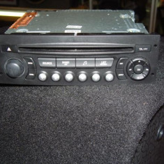 Radio CD Peugeot 207 - CD Player MP3 auto Clarion