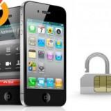 Unlock Deblocare Decodare Decodez iPhone 4 4S 5 5C 5S 6 6+ 6S Hutchison 3 Suedia - Decodare telefon, Garantie