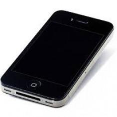 iPhone 4 Apple negru 16 GB uzat in stare f buna + baterie externa, Neblocat