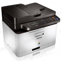 Program resoftare resetare SAMSUNG CLX-3300 CLX-3305 fix reset cip CLT-406 - Imprimanta laser color