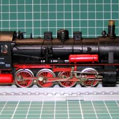 Macheta Feroviara, 1:87, HO, Locomotive - Locomotiva abur BR55 scara HO(4007)