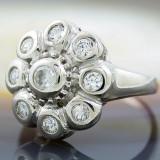 Inel argint - Inel din Argint 925, cu Zirconiu, cod 633
