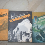 Carte de aventura, Teora - Vand 3 carti razboi.Colectia DELFIN