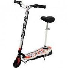 Trotineta electrica cu scaun One Direction - Trotineta copii
