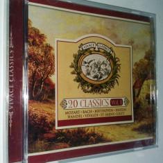 20 Classics-Vol. 1 - compilatie 2003 - Galaxy Music ( CD ) - Muzica Clasica