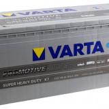 Baterie auto - Varta ACUMULATOR 12V PROMOTIVE SILVER K7 145Ah 800A 3-1 B00 645 400 080 A72 2
