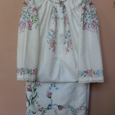 COSTUM POPULAR (IE SI POALA), ZONA BANATULUI