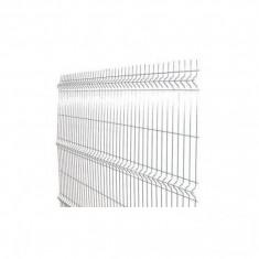 Gradinarit - Panou gard bordurat zincat - 2500 x 2000 mm